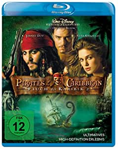 Pirates of the Caribbean: Dead Man's Chest Blu-ray