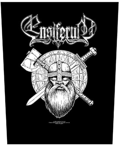 Ensiferum-Sword & Axe [Schiena toppa, Stampa] [BP691]
