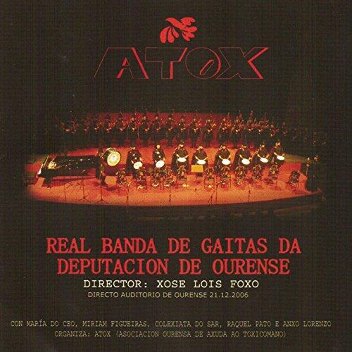 Muiñeira de Atox Ourense de Real Banda de Gaitas da Deputacion de ...