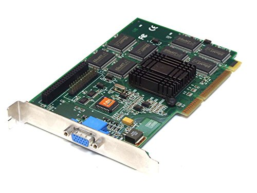 EONtronics Lilith B3000 VooDoo BANSHEE 3Dfx AGP3.3V 16MB DA911-11313 Video Card (Generalüberholt)