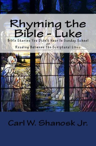 rhyming-the-bible-luke-english-edition