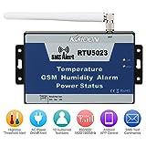 KKmoon GSM SMS Système d'alarme de Surveillance l'état de Température...