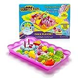 Motion Sand Glitter Cake Playset