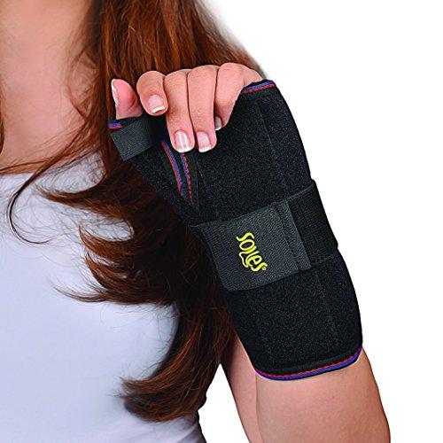 Soles Handgelenkschiene mit Daumenstabilisator (SLS510L) -