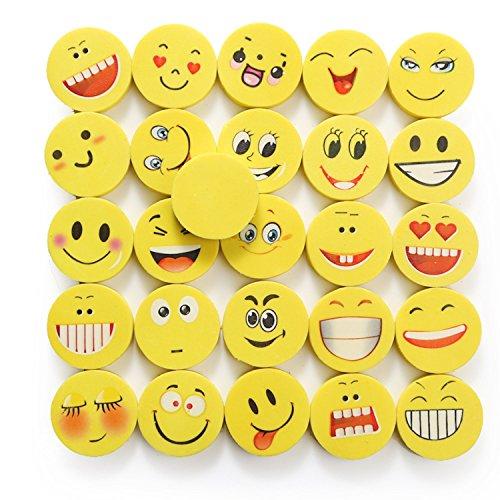 24-stuck-emoji-smiley-radiergummi-set-lach-emoticon-radiergummis-fur-kinder-geburtstag-geschenk-und-