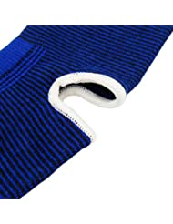 Dcolor Une paire des elements pour proteger les chevilles pour les footballeurs