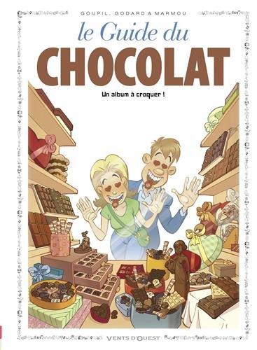 Guide en BD, Tome 42 : Le chocolat