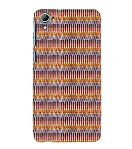 ifasho Designer Phone Back Case Cover HTC Desire 826 :: HTC Desire 826 Dual Sim ( Hip Hop Star )