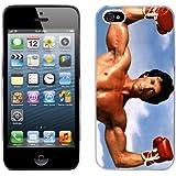 Rocky Balboa Sylvester Stallone iphone 5 Carcasa 11 para apple i phone