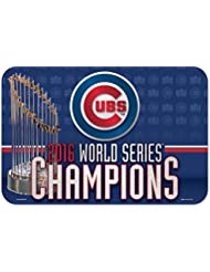 Wincraft Chicago Cubs MLB 2016World Series Champs Paillasson