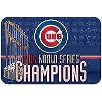 WinCraft Chicago Cubs 2016 World Series Champs MLB Fußmatte