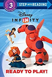 Ready to Play! (Disney Infinity) (Step Into Reading) by Victoria Saxon (2015-07-14)