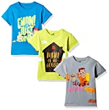 #9: Chhota Bheem Boys' T-Shirt (Pack of 3)