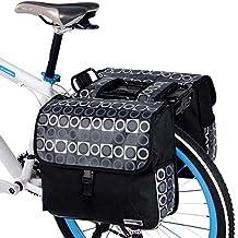 ROSWHEEL 28L Bolsa posterior de la bici Bicicletas Bolso asiento serón de cola para ciclismo MTB doble Cara deportes al aire libre viajar