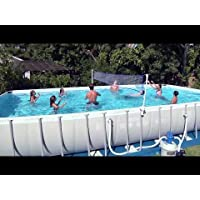 Volley Set completo per piscine rettangolari intex 549 - 732