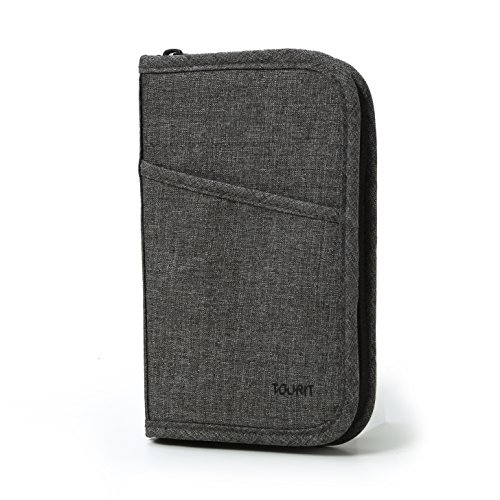 tourit-travel-wallet-with-zippered-pockets-passport-holder-and-credit-card-bag-anti-rfid-security-du