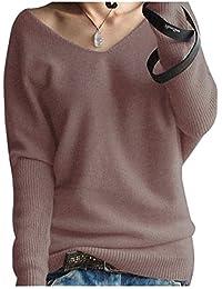 san francisco 83f65 1a7a9 Suchergebnis auf Amazon.de für: Brauner Pullover - Wolle ...