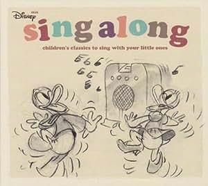 Mini Disney-Singalong [Import anglais]