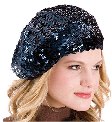 Octave -  Cappello Fedora - Donna blu Azul Navy Taglia unica