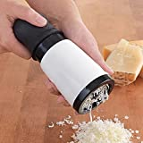 Best Hard Cheese Graters - SSVE Cheese Mill Grater Quickly Grates Hard Cheese Review