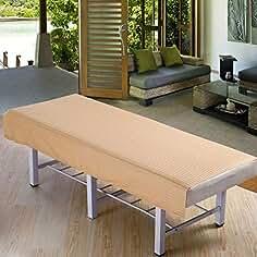 AMY Raya Cuidado Toalla Juego de sábanas para Camilla de Masaje Salón de Belleza Cubierta de