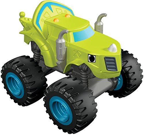 Blaze y los Monster Machines de Nickelodeon - Coche zeg (Mattel CGH57)