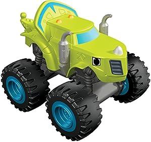 Blaze y los Monster Machines de Nickelodeon - Coche zeg (Mattel CGH57)