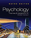 Bundle: Psychology: Themes and Variations, Briefer Edition (with Concept Charts), 8th + WebTutor(TM) on Blackboard Printed Access Card + PsykTrek 3.0: A Multimedia Introduction to Psychology, 3rd