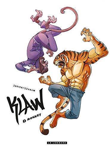 Klaw - Tome 5 - Monkey par Antoine Ozanam