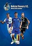 Bristol Rovers Official 2018 A3 Pirates Football Wall Calendar