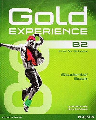Gold experience. B2. Student's book. Con espansione online. Per le Scuole superiori. Con Multi-ROM