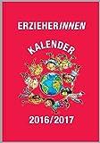 Flöttmann Erzieherinnen-Kalender 2016 - 2017 - Kitaplaner A6
