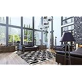 Alfombra moderna diseño Sitap – Alfombra de lana colcha moderno – Alfombra salón deco 9 x