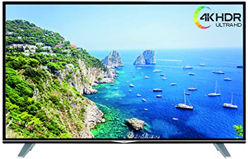 Haier U49H7000 49' 4K Ultra HD HDR Smart TV WiFi - Televisor (Netlfix 4K Ultra HD, HDR, A+, 16:9, 3840 x 2160, Negro)