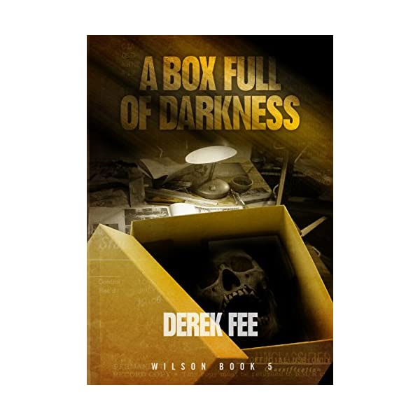A Box Full of Darkness: An engrossing thriller that twists and turns (Detective Wilson Book 5) 51J2kaOG6KL