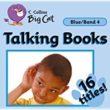Talking Books: Band 04/Blue (Collins Big Cat Audio)