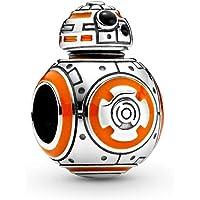 Pandora Star Wars BB-8 Charm,Sterling-Silber799243C01