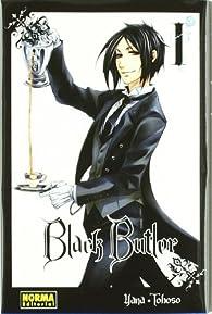BLACK BUTLER 01 par Yana Toboso