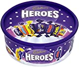 Cadbury Heroes Chocolate Tub, 695g