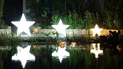 8 Seasons Design Innenleuchte Shining Star Mini LED ca. 40 cm weiß von 8Seasons-Design GmbH - Lampenhans.de