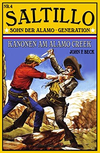 saltillo-4-kanonen-am-alamo-creek-german-edition