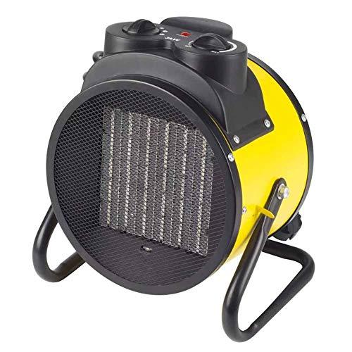 HONG Calentador De Ventilador Eléctrico De Cerámica