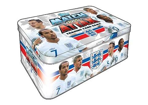 Match Attax England Tin 2012 [Toy]