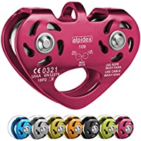 Polea Tandem Pulley Power 2.0 de Alpidex, color: pink