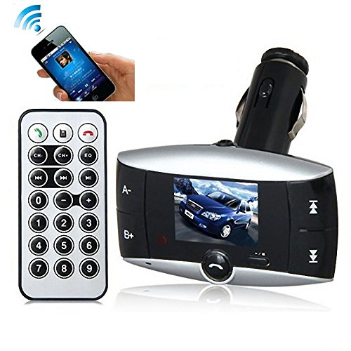 Auto-KIT FM Transmitter fcostume Bluetooth Modulator kabellos MP3 Player USB SD -