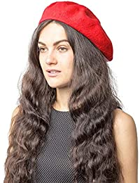 cee0aabda Amazon.co.uk: Berets - Hats & Caps: Clothing