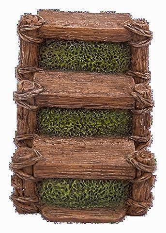 Miniatur-Welt 3Schritte aus Holz MW03–040