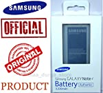 SAMSUNG ORIGINAL BATTERY EB-BN910BBNGIN (NFC-ENABLED) FOR GALAXY NOTE 4 SM-N910