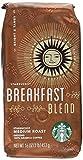 Die besten Starbucks Coffee Beans - Starbucks Coffee 11018185, Breakfast Blend, Ground, 1 Bewertungen