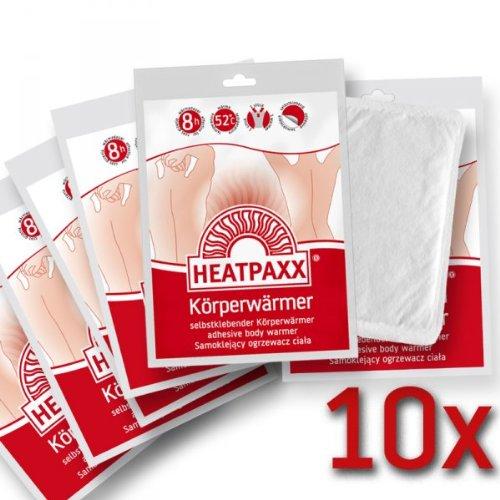 HeatPaxx Körperwärmer - 10er Vorteilspack
